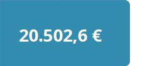 20.502,6€ hombres con discapacidad