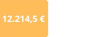 12.214,5€ jóvenes con discapacidad