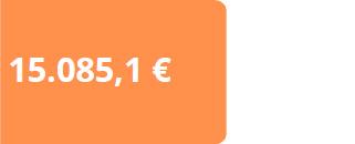 15.085,1€ jóvenes sin discapacidad