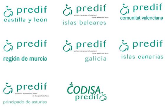 Logos de PREDIF