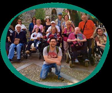 Turismo y termalismo para personas con discapacidad