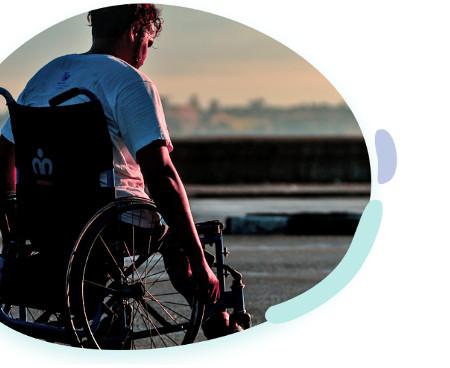 Representación de las Personas con Discapacidad