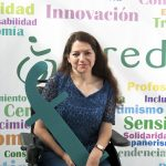 Yolanda Segovia, presidenta de COAMIFICOA