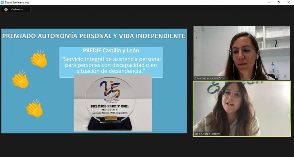 Premio Autonomía personal y vida independiente