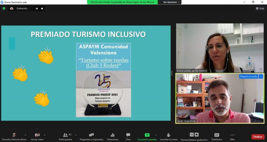 Premio Turismo inclusivo
