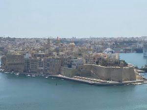Vista de La Valleta